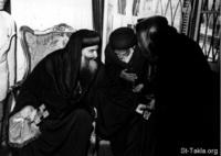 Image: Pope Kyrelous VI El Baba Cyril Ecclesiastical People 027