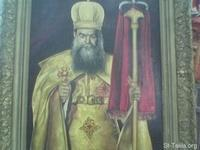Image: Pope Cyril VI El Baba Krolos Paintings 004