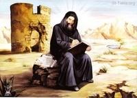 Image: Pope Cyril VI El Baba Krolos Paintings 008