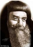 Image: Pope Cyril VI El Baba Krolos Paintings 018