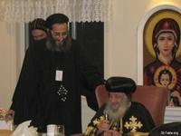 Image: Coptic Pope Shenuda III Celebrations 006 صورة