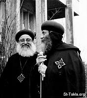 Image: Coptic Pope Shenouda 3 People Ecclesiastical 010 صورة