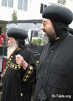 Image: Coptic Pope Shenouda 3 People Ecclesiastical 013 صورة