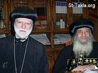 Image: Coptic Pope Shenouda 3 People Ecclesiastical 014 صورة