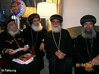 Image: Coptic Pope Shenouda 3 People Ecclesiastical 017 صورة