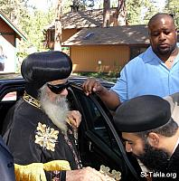 Image: Coptic Pope Shenouda 3 People Ecclesiastical 020 صورة