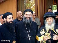 Image: Coptic Pope Shenouda 3 People Ecclesiastical 021 صورة