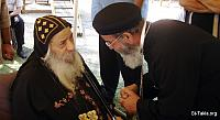 Image: Coptic Pope Shenouda 3 People Ecclesiastical 023 صورة