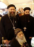 Image: Coptic Pope Shenouda 3 People Ecclesiastical 024 صورة