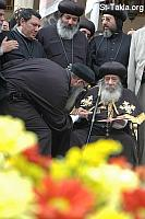 Image: Coptic Pope Shenouda 3 People Ecclesiastical 026 صورة