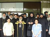 Image: Coptic Pope Shenouda 3 People Ecclesiastical 028 صورة