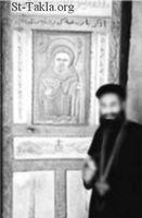 Image: Coptic Deacon Priest صورة كاهن قبطي أرثوذكسي