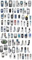 Image: Mobile Phones <br> صورة تليفون محمول موبايل