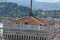 Image: 9 29 florence duomo dome above 0788