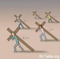 Gallery Images: Cross Relationship<br>صور حمل الصليب