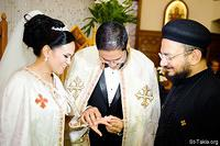 Image: Coptic Orthodox Marriage Wedding 13