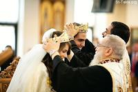 Image: Coptic Orthodox Marriage Wedding 19