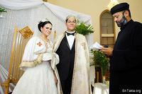 Image: Coptic Orthodox Marriage Wedding 22