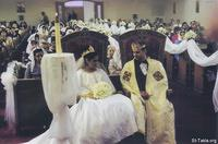 Image: Coptic Orthodox Marriage Wedding 26