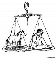 Image: man vs animal balance 01