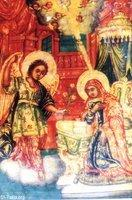 Gallery Images: 01 The Annunciation of the Blessed Virgin Mary <br> صور بشارة الملاك للعذراء مريم