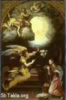 Image: Saint Mary Annunciation of Angel 05 صورة