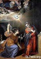 Image: Saint Mary Annunciation of Angel 11 صورة