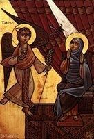 Image: Saint Mary Annunciation of Angel 14 صورة
