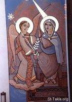 Image: Saint Mary Annunciation of Angel 16 صورة