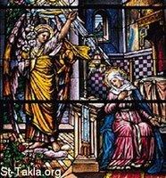 Image: Saint Mary Annunciation of Angel 22 صورة