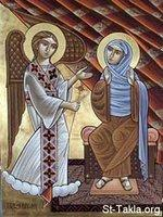 Image: Saint Mary Annunciation of Angel 24 صورة
