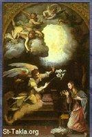 Image: Saint Mary Annunciation of Angel 25 صورة