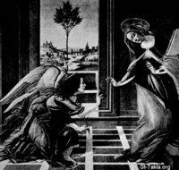 Image: Saint Mary Annunciation of Angel 28 صورة