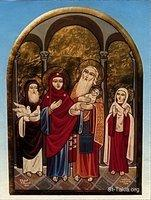 Image: Saint Mary Presentation of Jesus in Temple 05 صورة