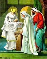 Image: Saint Mary Presentation of Jesus in Temple 08 صورة