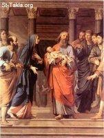 Image: Saint Mary Presentation of Jesus in Temple 10 صورة