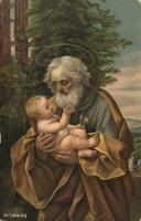 Image: Guido Reni St Joseph with the Infant Jesus 1635 2