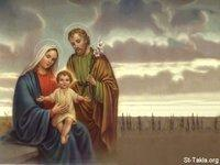 Image: Saint Mary Holy Family n St Joseph 11 صورة