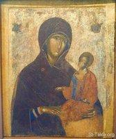 Image: Saint Mary Theotokos Mother of God 009 صورة