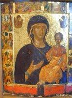 Image: Saint Mary Theotokos Mother of God 010 صورة