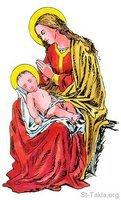 Image: Saint Mary Theotokos Mother of God 015 صورة