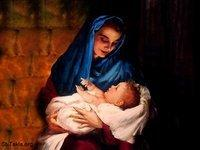 Image: Saint Mary Theotokos Mother of God 018 صورة
