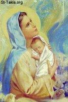 Image: Saint Mary Theotokos Mother of God 019 صورة