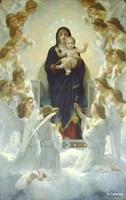 Image: Saint Mary Theotokos Mother of God 023 صورة