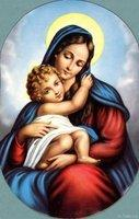 Image: Saint Mary Theotokos Mother of God 027 صورة
