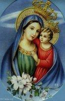 Image: Saint Mary Theotokos Mother of God 028 صورة