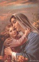 Image: Saint Mary Theotokos Mother of God 030 صورة