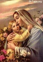Image: Saint Mary Theotokos Mother of God 031 صورة