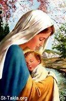 Image: Saint Mary Theotokos Mother of God 036 صورة