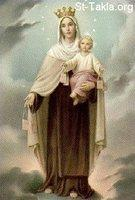 Image: Saint Mary Theotokos Mother of God 043 صورة